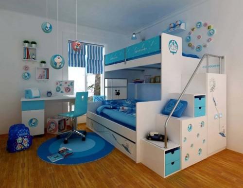 صورة غرف اطفال اولاد , احدث الديكورات لحجرة اطفالك