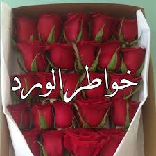 صورة خواطر عن الورد , كلمات عن الورد
