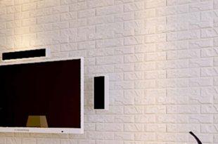 صوره ورق جدران حجر , ديكورات ورق حائط