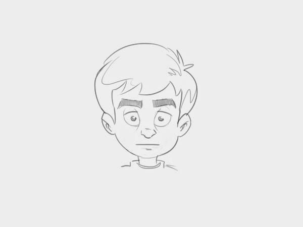 صورة رسومات بسيطة , رسومات سهلة للمبتدئين