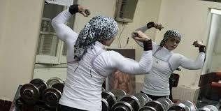 بالصور كمال اجسام نساء , نساء تلعب مصارعه 2730 3