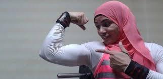 بالصور كمال اجسام نساء , نساء تلعب مصارعه 2730 8