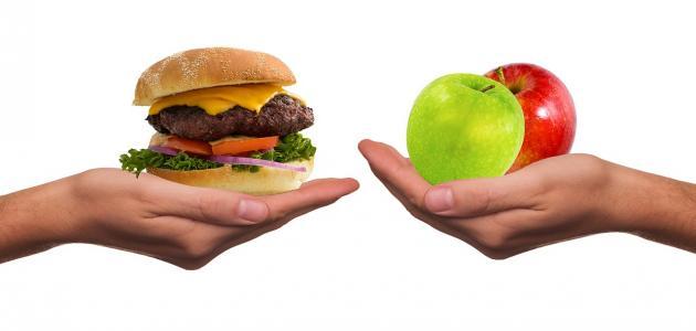 صورة كيفية زيادة الوزن , تناول سعريات حرارية
