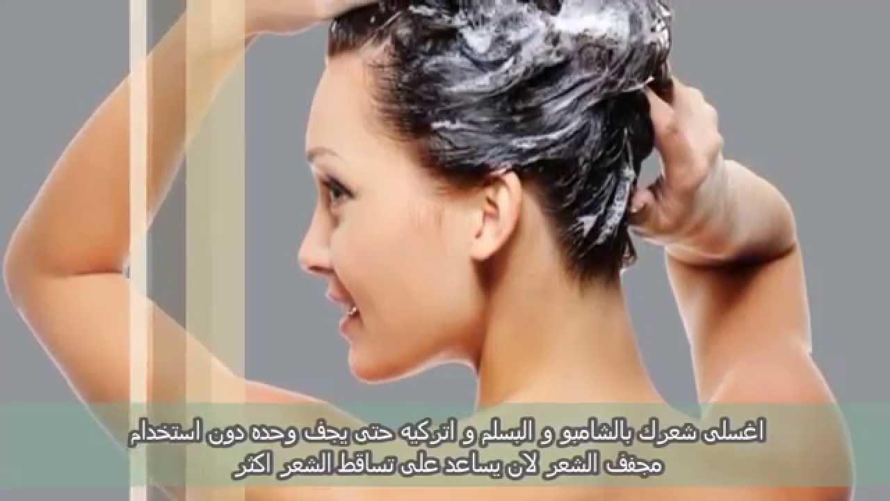 صور حمام زيت للشعر , وصفات لجمال الشعر