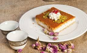 صور طريقة عمل الكنافه بالقشطه , حلويات رمضان الشهية