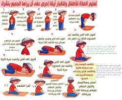صور كيفية اداء الصلاة , طريقه اداء الصلاة بشكل صحيح