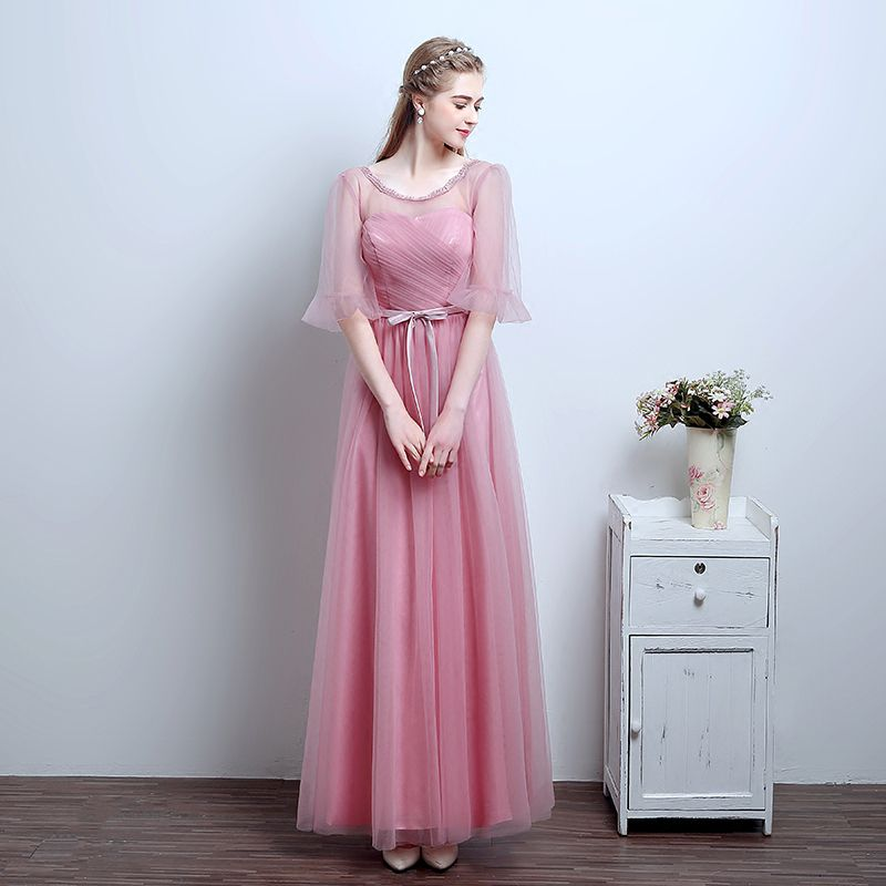 بالصور فساتين طويله فخمه , كيف تختارين فستانك 2851 6