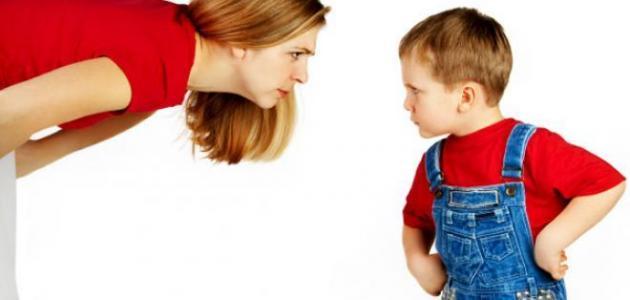 بالصور كيفية التعامل مع الطفل العنيد , كيف يصبح الطفل عنيد 2852 1