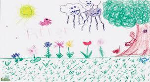 بالصور صور رسومات اطفال , اجمل الرسومات الخاصه بالاطفال 2893 5