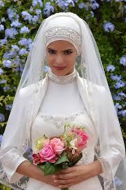 بالصور صور عرايس محجبات , صور بنات محجبه فى العرس 3001 2