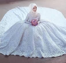 بالصور صور عرايس محجبات , صور بنات محجبه فى العرس 3001 4