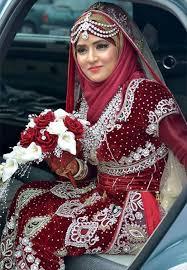 بالصور صور عرايس محجبات , صور بنات محجبه فى العرس 3001 7