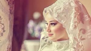 بالصور صور عرايس محجبات , صور بنات محجبه فى العرس 3001 8