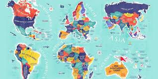 بالصور كم عدد دول العالم , ما هي اهم دوله فى العالم 3116 7
