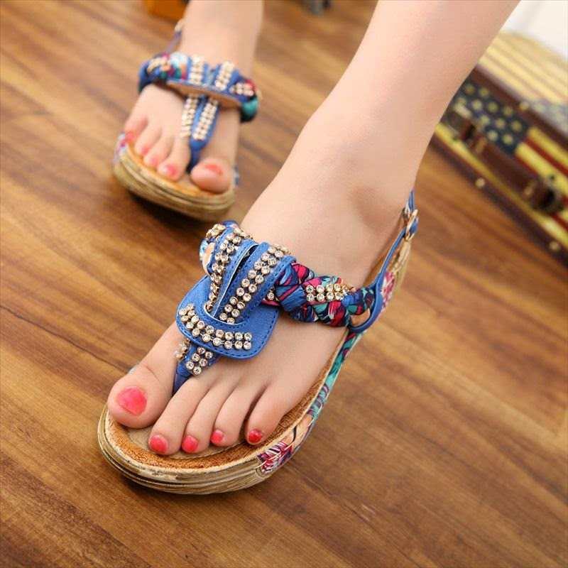 بالصور احذية صيفية , كوليكشن رائع للاحذية الصيفية 3275 1