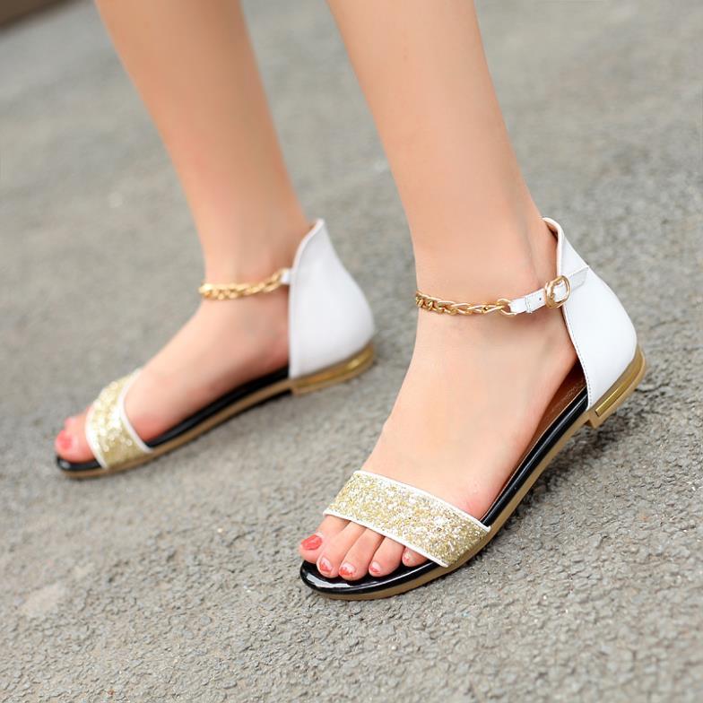 بالصور احذية صيفية , كوليكشن رائع للاحذية الصيفية 3275 9