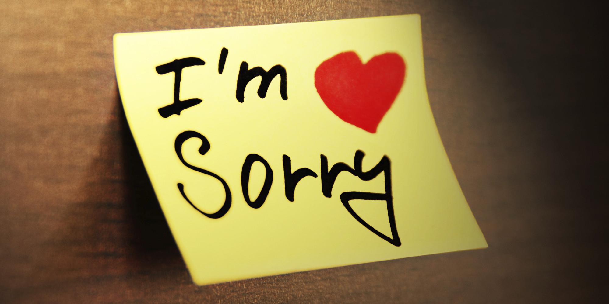 صورة رسالة اعتذار للحبيب الزعلان , انا اسف حبيبي لا تزعل