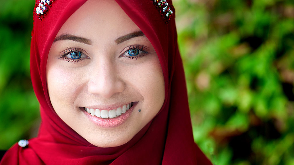 اجمل بنات محجبات بدون مكياج بنات قمرات من غير مكياج معنى الحب