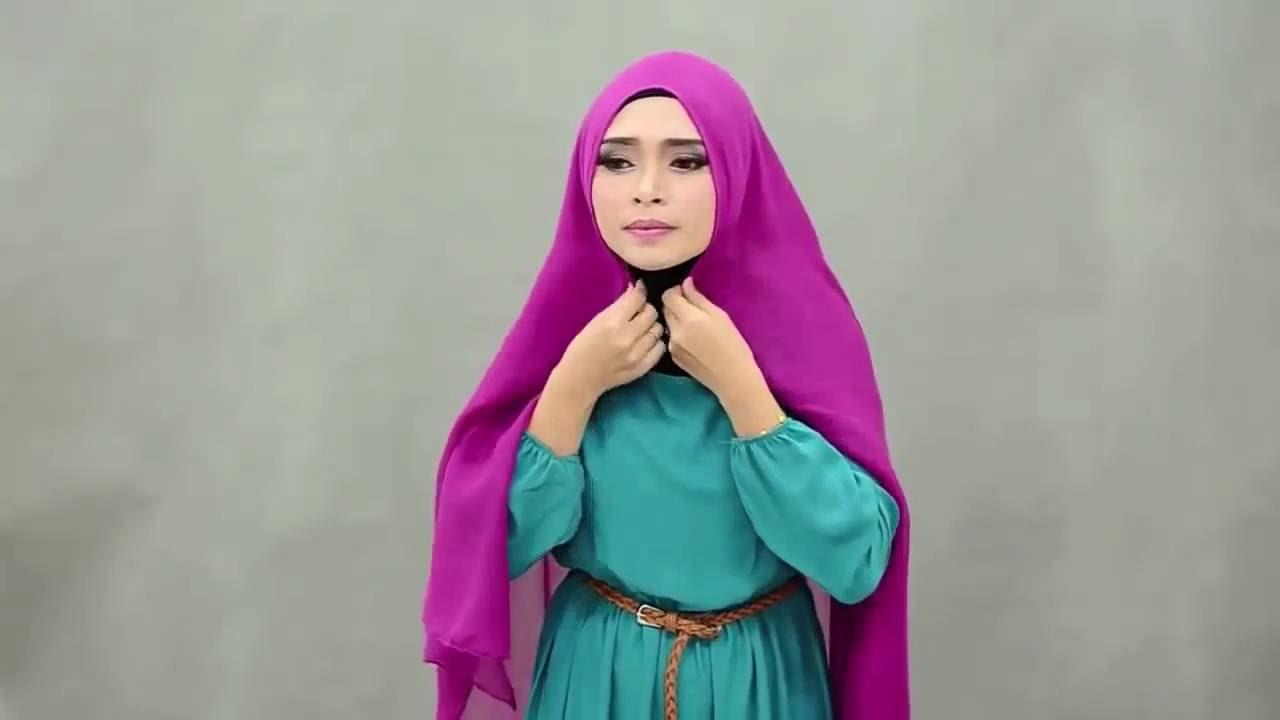 صور صور حجابات , لفات جديدة للحجاب