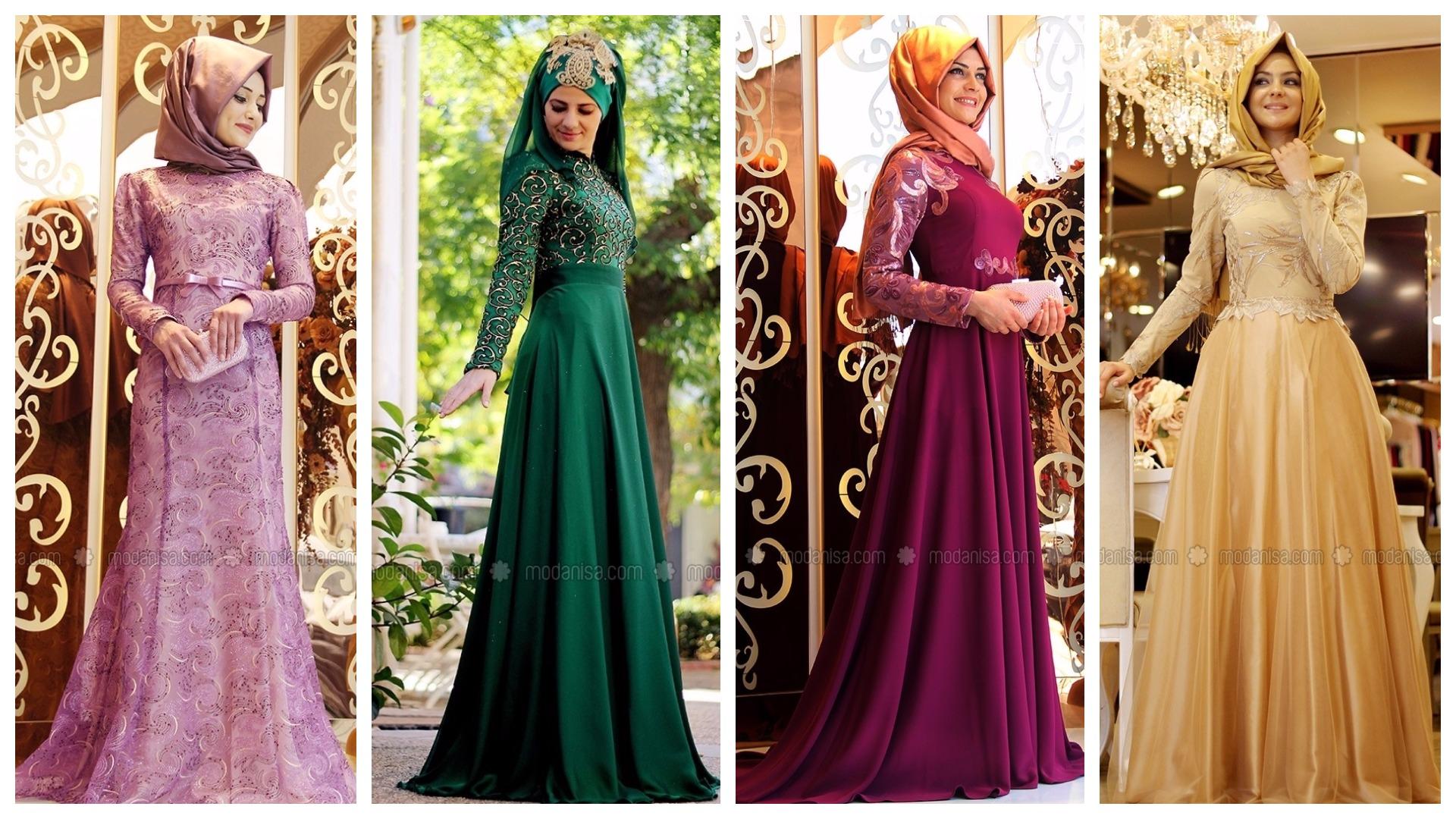 صورة لبس محجبات , ملابس عصرية للسيدات