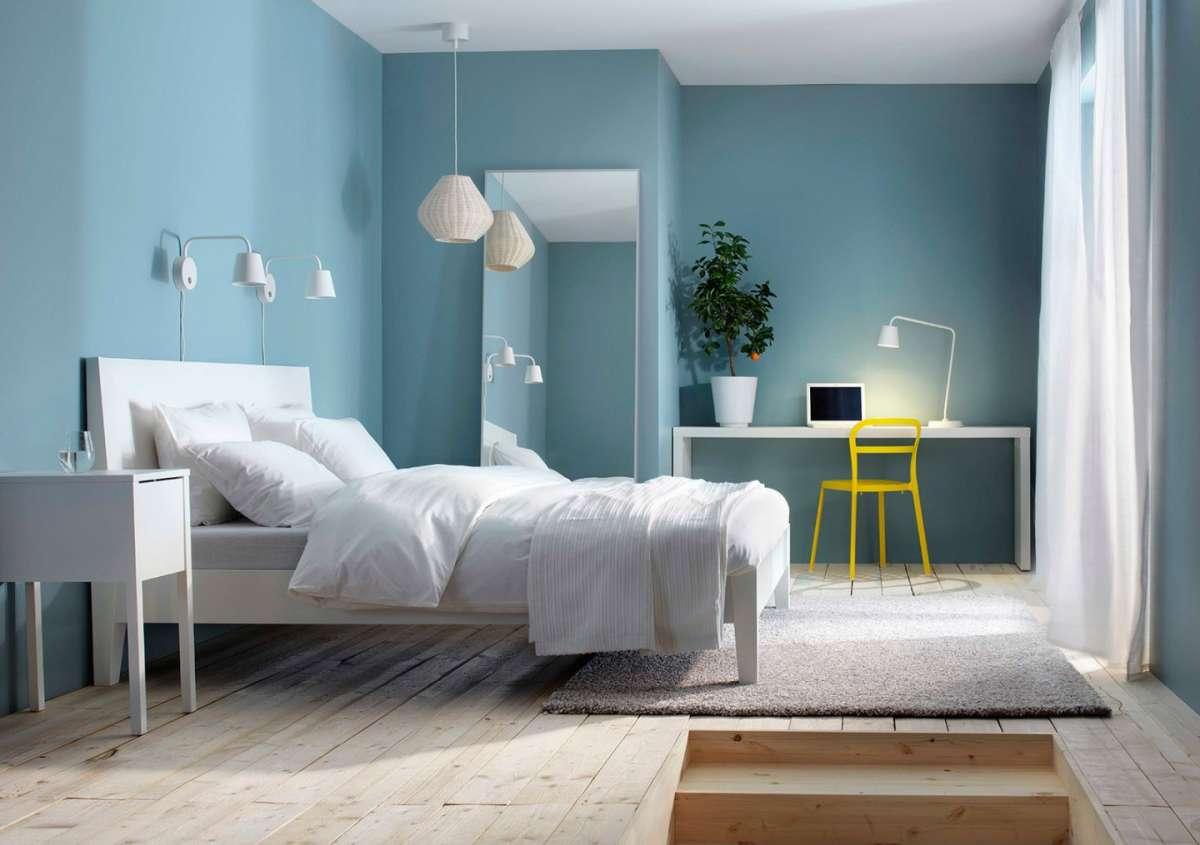 بالصور الوان غرف النوم , الوان عصرية لغرف النوم 5349 5