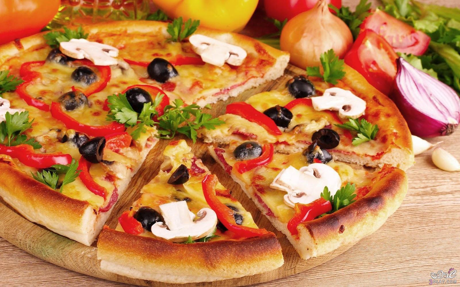 بالصور صور بيتزا , اشكال مختلفة في البيتزا 5351 4