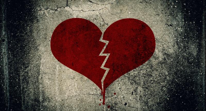 صورة صور قلب مكسور , عبر عن داخلك بصوره قلب حزين
