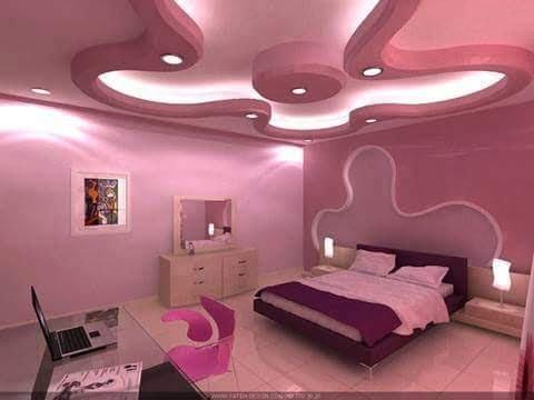 بالصور جبس غرف نوم , جبس غرف نوم قمه في الروعه والتصميم 6312 3