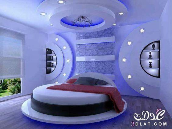 بالصور جبس غرف نوم , جبس غرف نوم قمه في الروعه والتصميم 6312 5