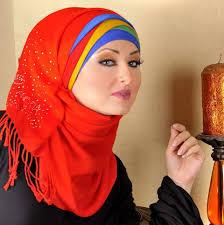 بالصور صور لفات حجاب , اثبتى وجودك بجمال لفة حجابك 6317 7