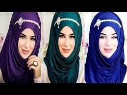 بالصور صور لفات حجاب , اثبتى وجودك بجمال لفة حجابك 6317 8