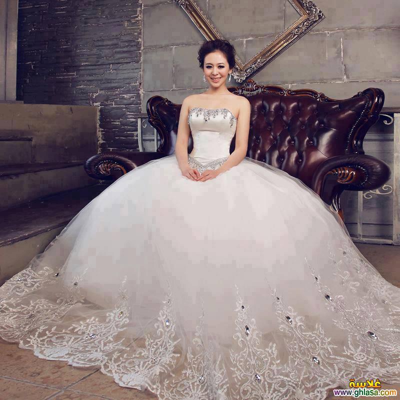 بالصور صور فساتين عرايس , تالقى فى زفافك باروع فستان سيخطف الانظار 6333 2
