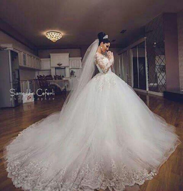 بالصور صور فساتين عرايس , تالقى فى زفافك باروع فستان سيخطف الانظار 6333 4