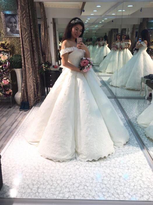 بالصور صور فساتين عرايس , تالقى فى زفافك باروع فستان سيخطف الانظار 6333 5