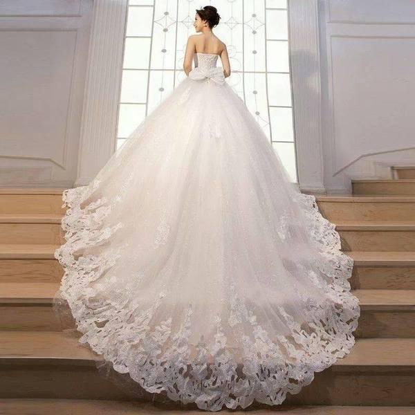 بالصور صور فساتين عرايس , تالقى فى زفافك باروع فستان سيخطف الانظار 6333 7