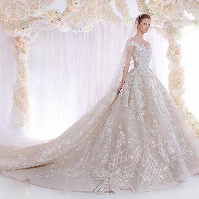 بالصور صور فساتين عرايس , تالقى فى زفافك باروع فستان سيخطف الانظار 6333 9
