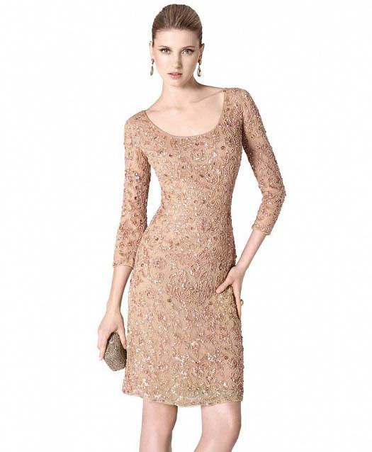 f0d46259f فساتين قصيرة للسهرات , احدث موديلات الفساتين القصيره للسهرات - معنى الحب