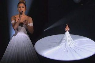 صورة اجمل فستان في العالم , فساتين سهرات جميله