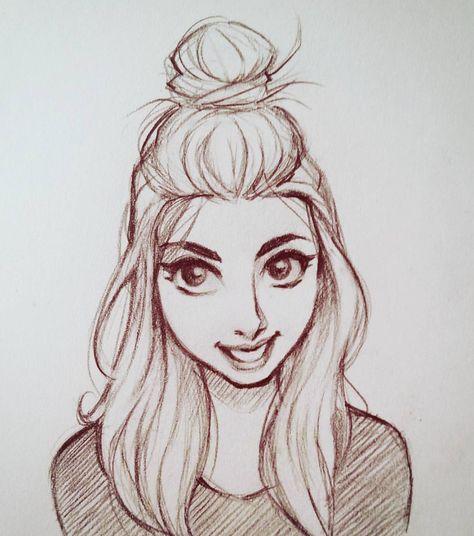 رسومات بنات سهله رسومات بنات جميله وبسيطه معنى الحب