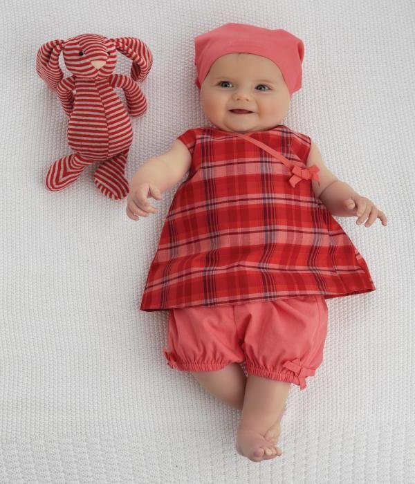 صورة ملابس اطفال بنات , اجمل واشيك ملابس للبنات حديثي الولاده