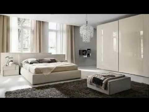 غرف نوم مودرن 2019 احدث موديلات لغرف النوم