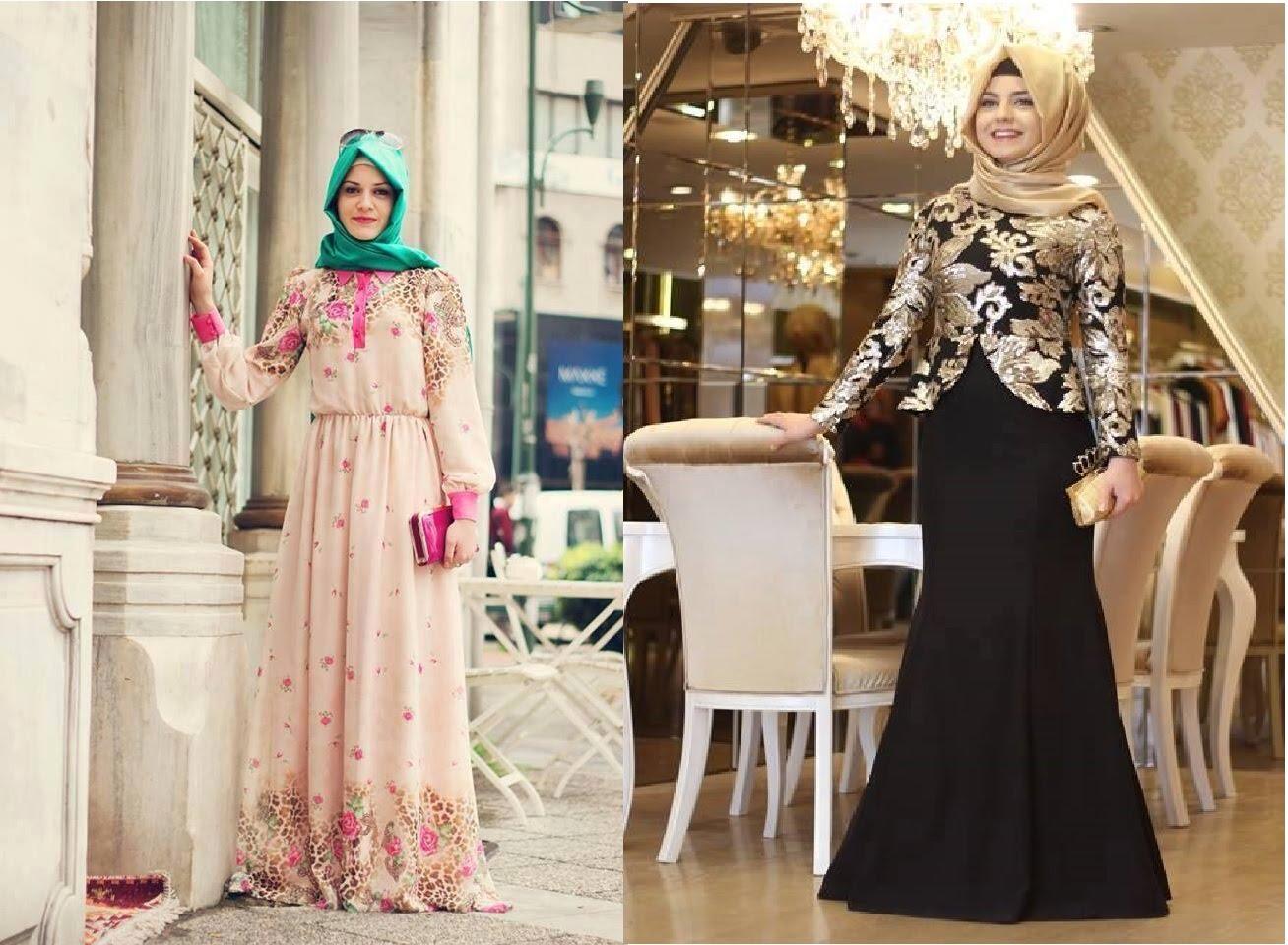 788ab4457 ملابس محجبات تركية , ثياب تركي يناسب الحجاب - معنى الحب