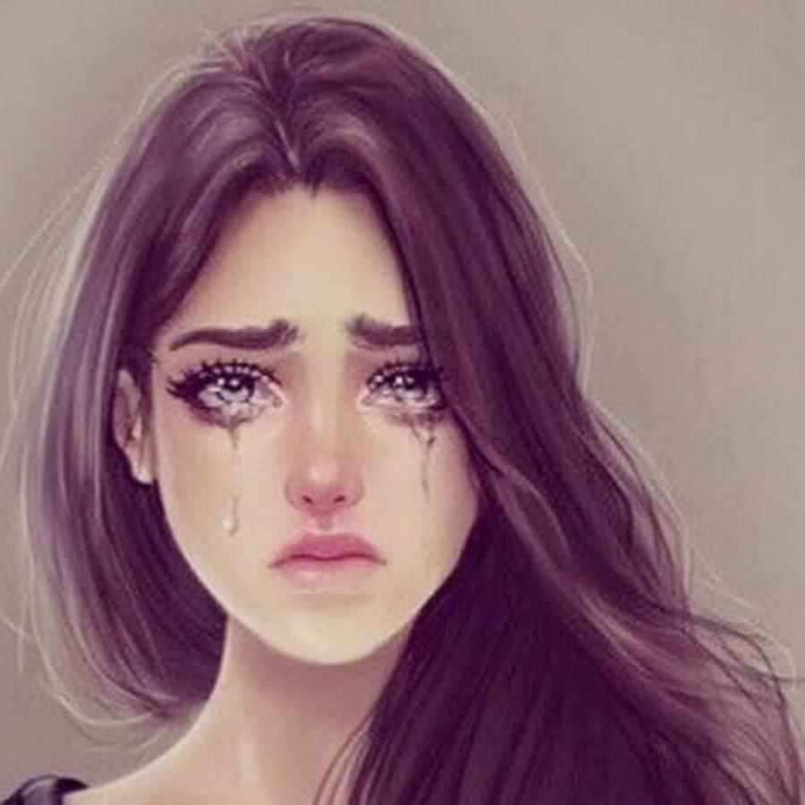 صورة بنات حزينات , صور حزينة لبكاء فتيات