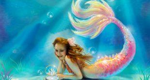 صور صور عروسه البحر , صورة مزهلة لحورية البحار