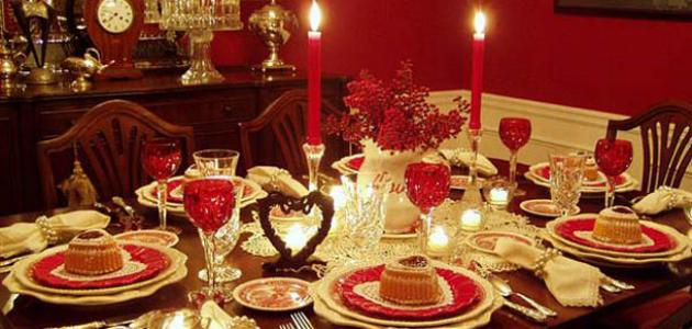 صورة عشاء رومانسي في البيت , صور رومانسية للعشاء بالمنزل 2090 1