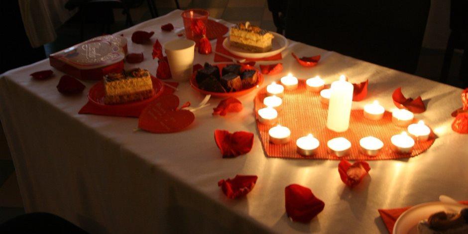 صورة عشاء رومانسي في البيت , صور رومانسية للعشاء بالمنزل 2090 5