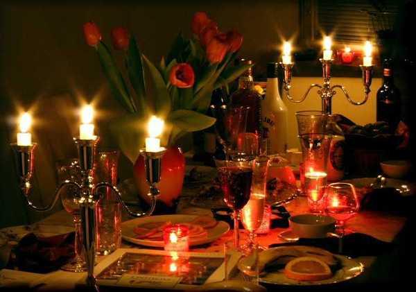 صورة عشاء رومانسي في البيت , صور رومانسية للعشاء بالمنزل 2090