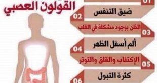 صوره اعراض القولون العصبي عند النساء , القولون العصبي واهم اعراضه وطرق علاجه