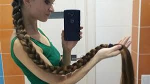 صور اطول شعر في العالم , صور اجمل واطول شعر فى العالم