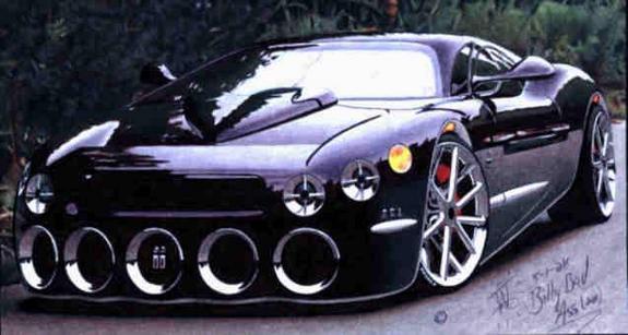 بالصور سيارة فخمة جدا , اجمل صور سيارات فخمة فى العالم 2690 3